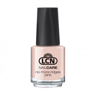 LCN No More Ridges Pink - 16 ml