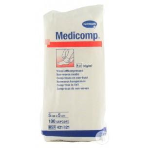 Medicomp 5 x 5 cm - 100st
